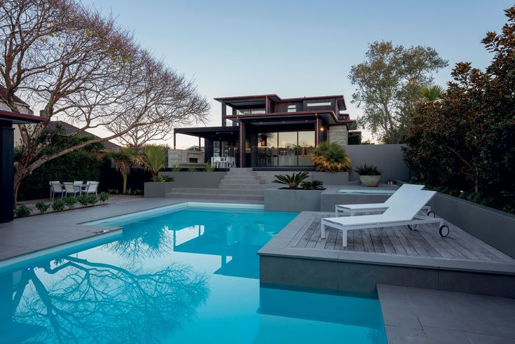 A floor-to-ceiling renovation by Gibson Architects has transformed this 1960's bungalow into a sleek, contemporary house.