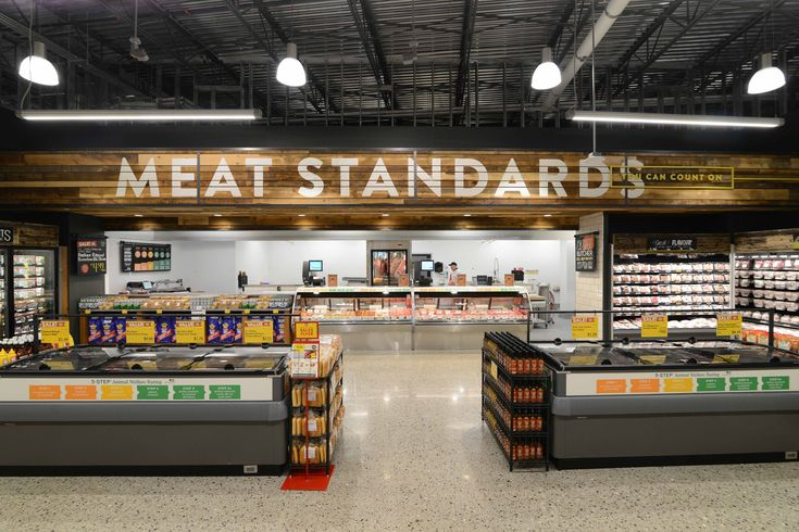 Check out the new whole foods location in toronto