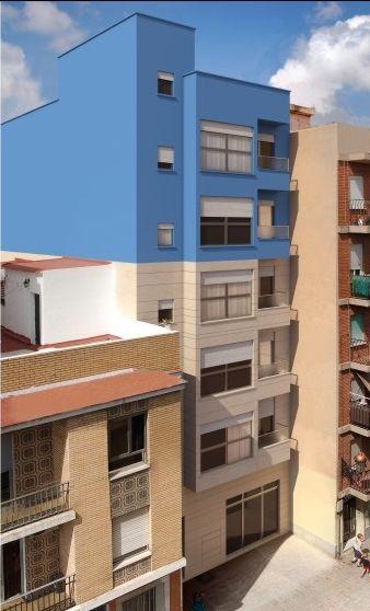 El edificio NOU AUSIAS MARCH, consta de 5 viviendas en la calle Ausiàs March 6, y su precio es de 120.000€ de plantas 1ª a 4ª y 160.000€ el ático dúplex.  Facilitamos la forma de pago adaptándola a las circunstancias del cliente, financiando incluso el 100% con Caixa Popular.