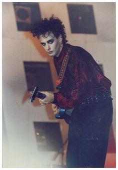 SODA STEREO: NADA PERSONAL en Obras - 1986   Soda Stereo: A …   Flickr