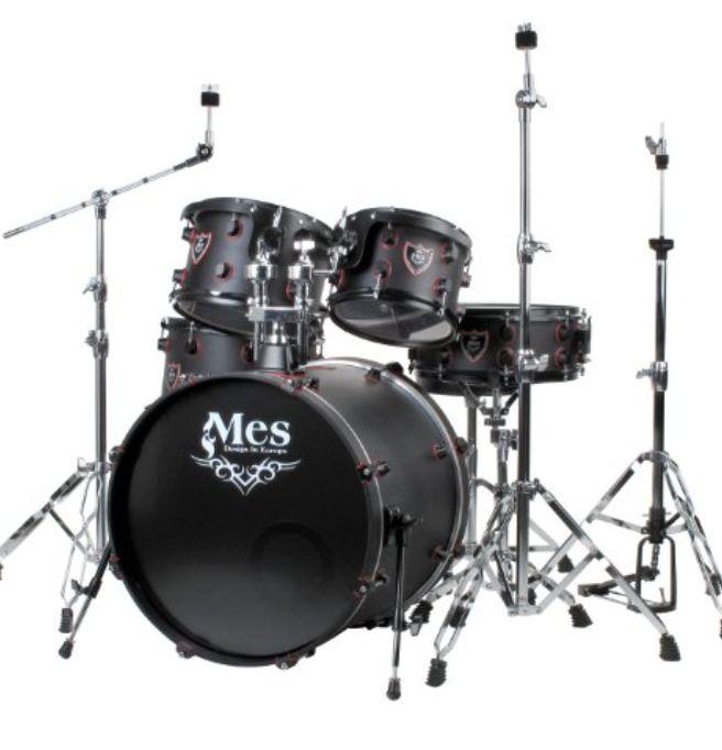 MES Black Fusion Drumset £467.00