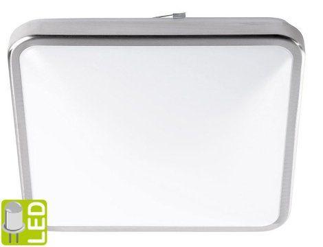 ONTARIO stropní LED svítidlo 25W, 230V, nikl mat : SAPHO E-shop