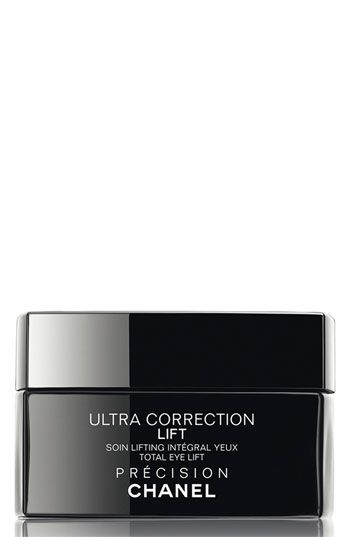 CHANEL ULTRA CORRECTION LIFT TOTAL EYE LIFT.  This is my new eye cream.  Yes it's expensive but you only need a little and it doesn't irritate my gluten sensitive eyes.  So far so good!