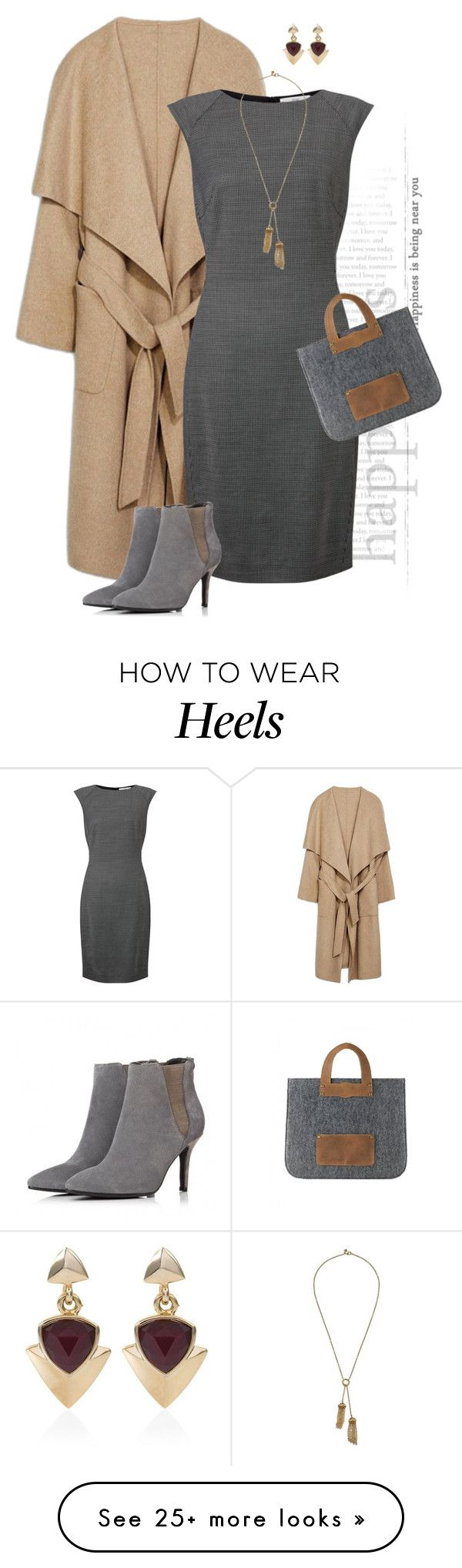 """Street style"" by janemichaud-ipod on Polyvore featuring moda, John Lewis, Rebecca Minkoff i White House Black Market"