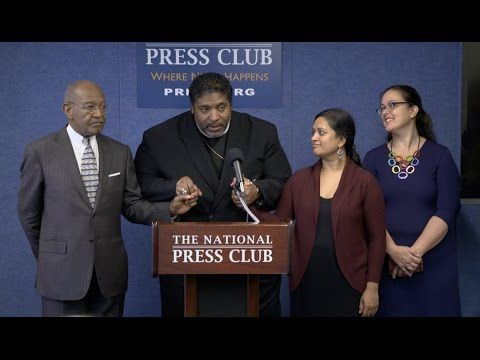 The Souls of Poor Folk: Auditing America 50 Years After the Poor People's Campaign Press Conference - YouTube