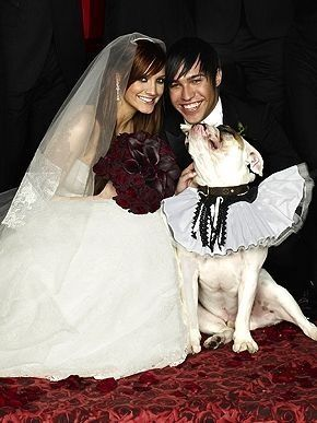 10 best wedding ashlee simpson pete wentz images on pinterest ashlee simpson and pete wendt married in may 2008 the bride wore an ivory lace junglespirit Choice Image