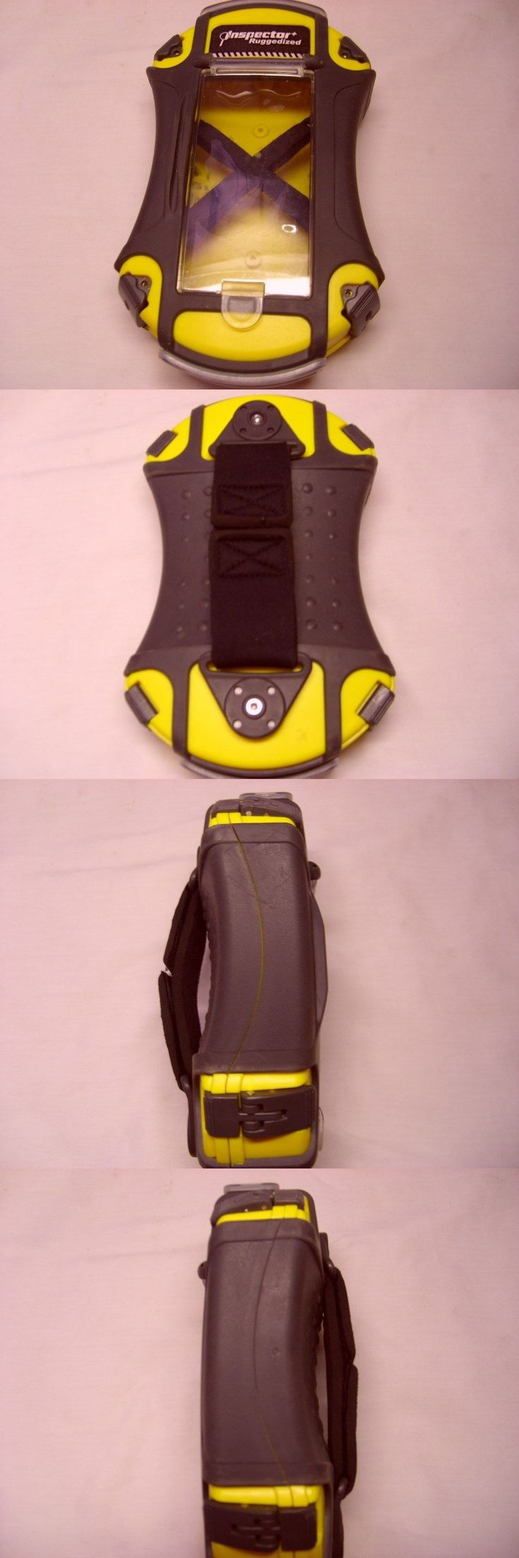 PDA Accessories: Open-Box Otterbox 3600 Yellow Rugged Universal Pda Case (3600-05-K1) -> BUY IT NOW ONLY: $85 on eBay!