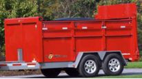 Pine Hill Trailer Sales offers best quality Dump Trailers for sale in various areas including Pennsylvania, New Jersey, Maryland , and Delaware. We sell the dump trailers from various manufacturers like BWise, Belmont and Simplicity.