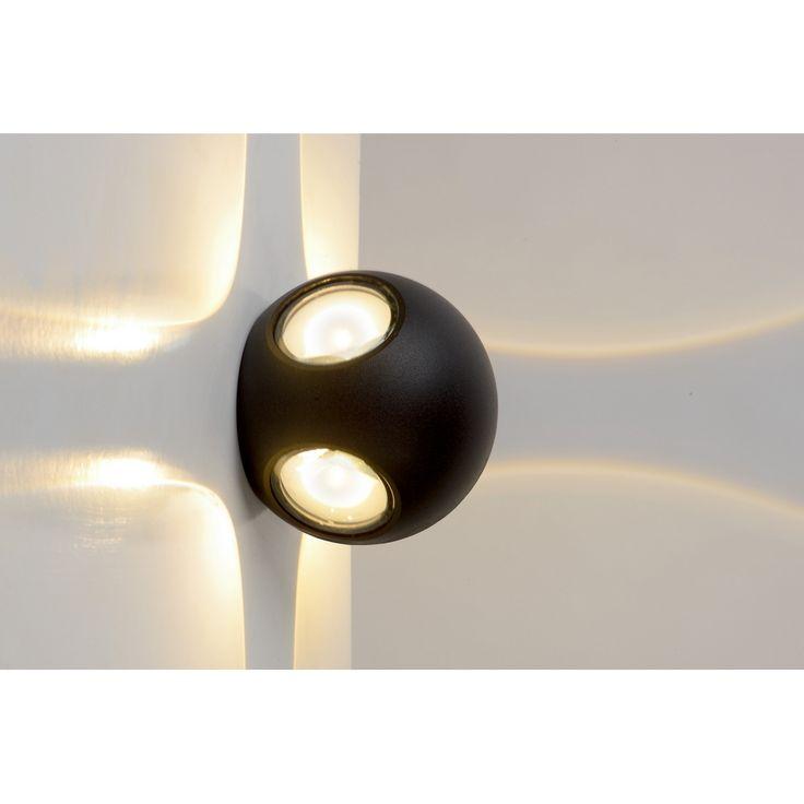 25 beste idee n over buitenlampen op pinterest touw lamp touwen en drijfhout lamp - Decoreren buitenmuur ...