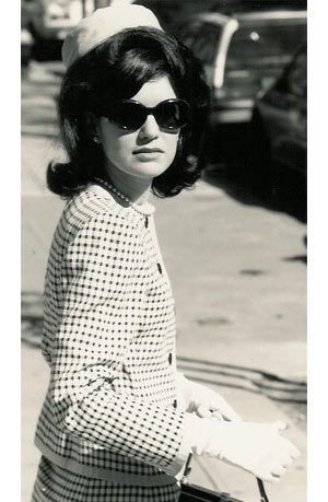 Every woman should carry herself with the grace and elegance of Jackie Kennedy.