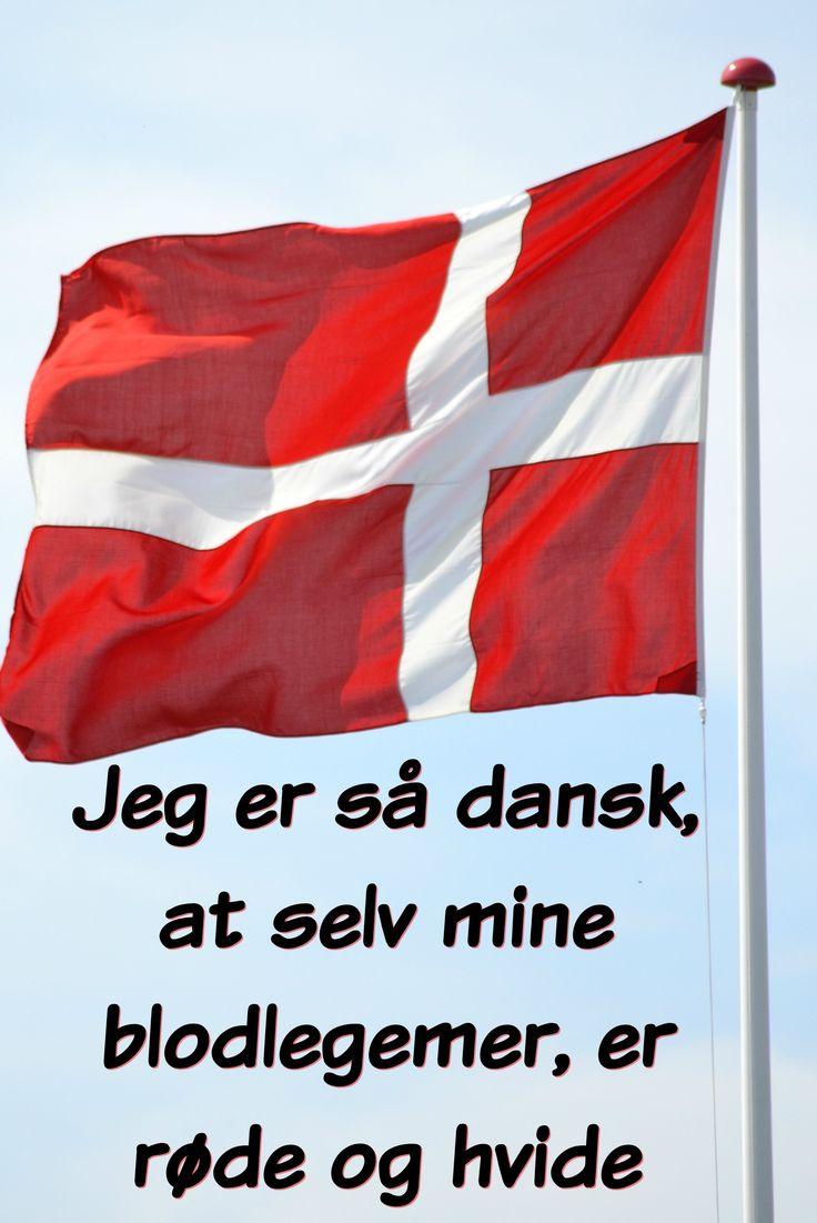 Sagt om at være dansk