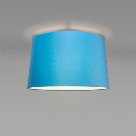 Plafon Ton 50 okrągły jasnoniebieski