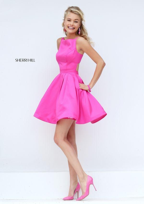 117 best dresses images on Pinterest | Cute dresses, Short prom ...