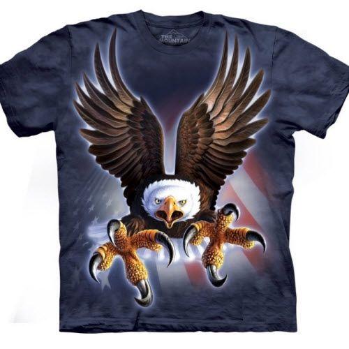 Combat Stryker Patriotic TeeShirt