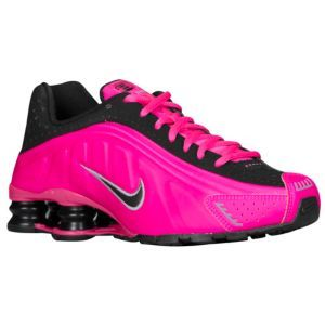 Just bought these for myself! Kids size 6.5= women's 8.5! Nike Shox R4 - Girls' Grade School - Shoes