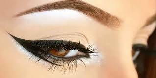 Billedresultat for double winged eyeliner look