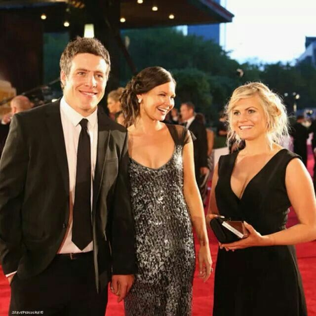 Steve, Bridgette and Bonnie (Brax, Sophie and Ricky)