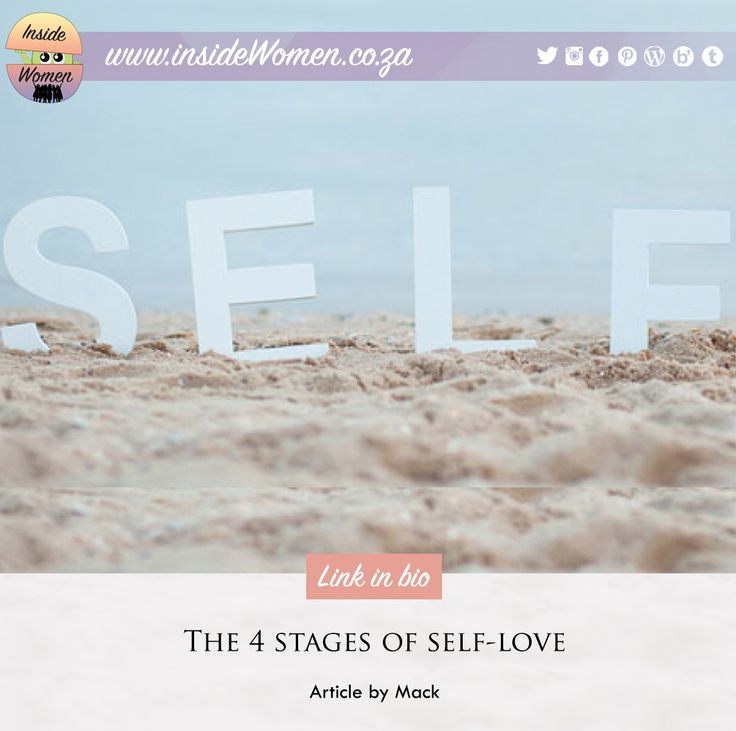 The 4 stages of self-love by #Mack #Reflections #HaveAread #insideWomenBlog #LadyBloggers#Relationships #Self Love #Understanding