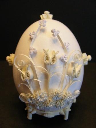 <3  beautiful egg art  --upload by user--