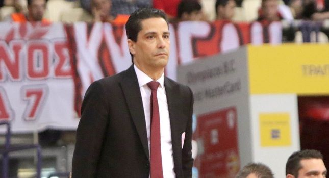 PIRAEUS PLANET (Πειραικος Πλανητης): Σφαιρόπουλος: «Πιο σημαντική από τη νίκη η συγκέντ...