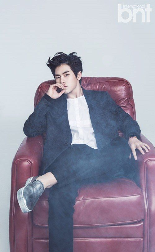HoYa [Infinite H] 'bnt International' Magazine