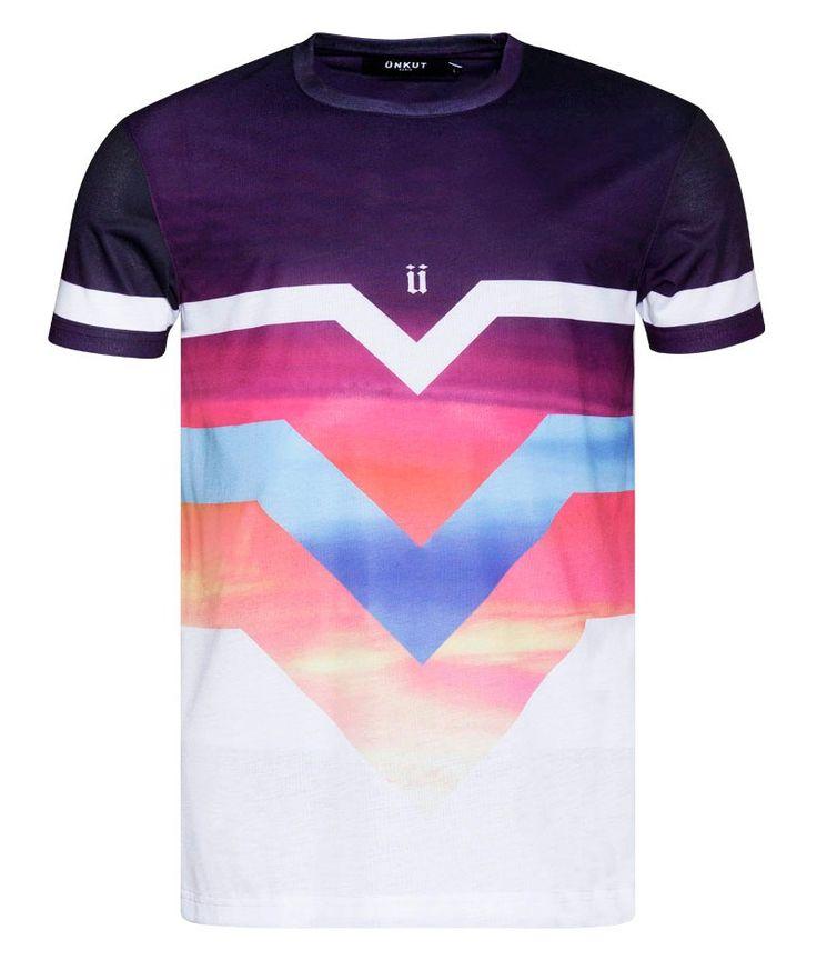 T-Shirt Unkut Paradise Blanc - Unkut Shop Officiel                                                                                                                                                      Plus