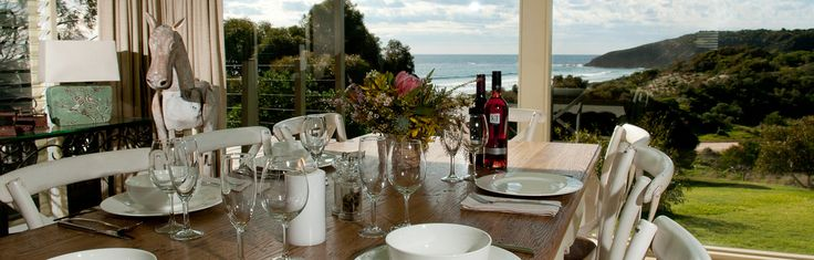 """Heritage Homestead on Kangaroo Island""""  3 bed homestead built from old sandstone from the original settlers to Kangaroo Island bringing the combined charm of beach and bush settings.  Each bedroom has its own luxurious ensuite bathroom with double showers and a private courtyard or deck.  With views of native bush gardens, rolling hills, and the ocean only 150meters away, you're sure to start to unwind.  Helivista helicopters can deliver you there in style."""