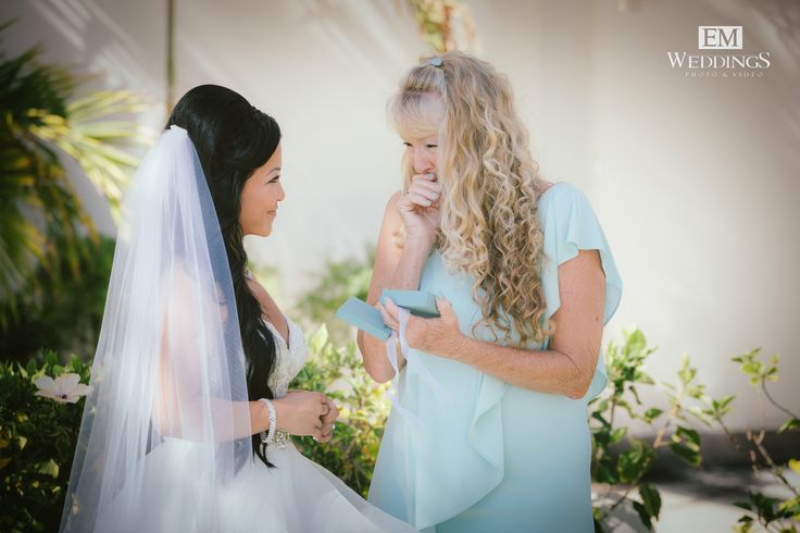 We love great emotions, just beautiful! #emweddingsphotography #destinationwedding