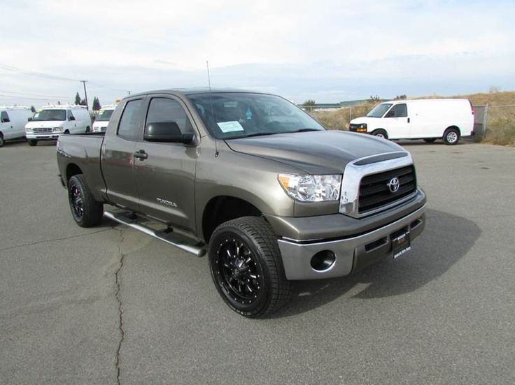 This 2008 Toyota Tundra SR5 is listed on Carsforsale.com for $16,999 in Modesto, CA. This vehicle includes 2-Stage Unlocking Doors, Abs - 4-Wheel, Antenna Type - Mast, Anti-Theft System - Engine Immobilizer, Auxiliary Audio Input - Jack, Auxiliary Audio Input - Mp3, Auxiliary Transmission Fluid Cooler, Axle Ratio - 3.91, Braking Assist, Child Safety Door Locks, Child Seat Anchors, Cruise Control, Cupholders - Front, Driver Seat Power Adjustments - 8, Electronic Brakeforce Distribution…