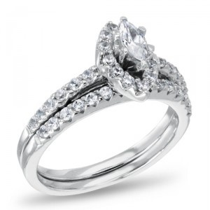 Engagement RingAngelina Diamonds, Rings Sets, Diamond Wedding Rings, 1 00 Ctw, 14K White, Diamonds Bridal, Engagementrings Weddingrings, Bridal Sets, White Gold Diamonds