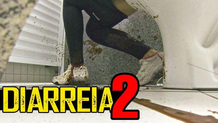 PEGADINHA: Diarreia 2 (Diarrheia 2 Prank) - YouTube