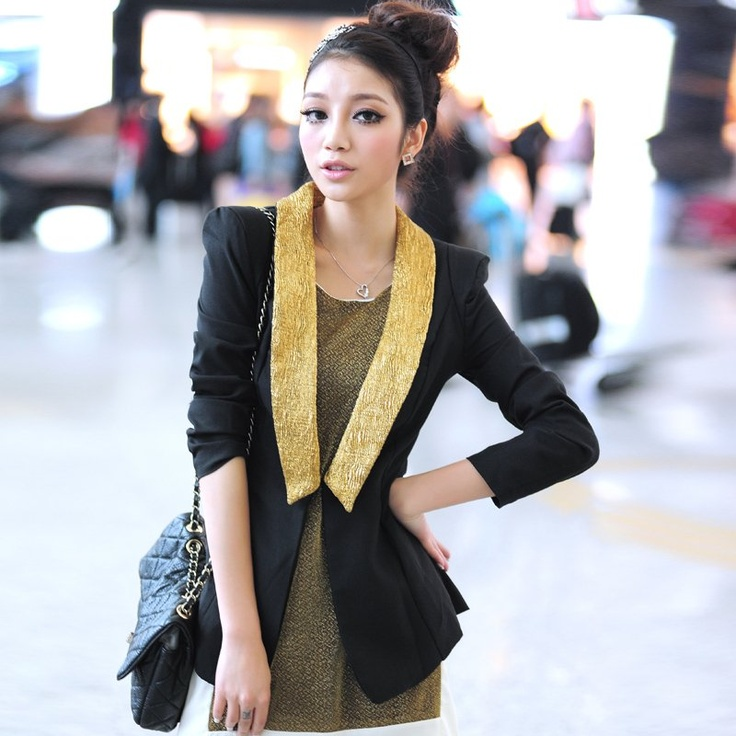 Awesome slim waist blazer