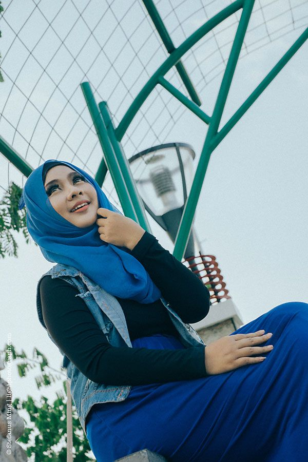 Thanks to Model : Yani #Semarang #Indonesia #Hijab