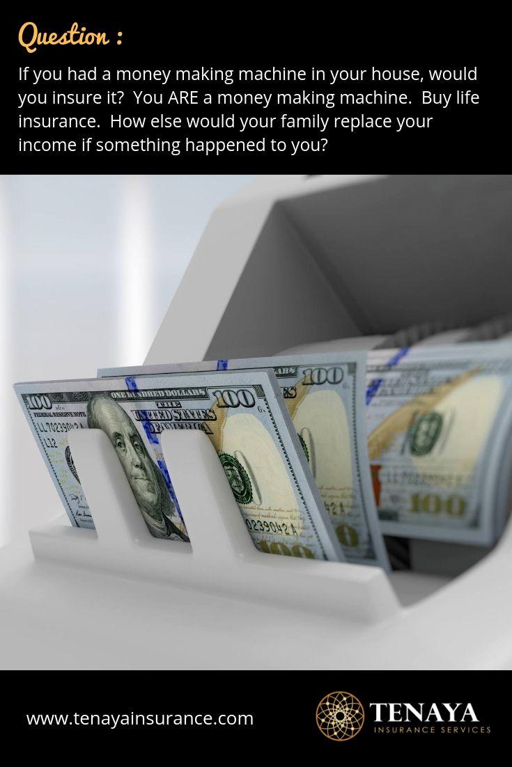 Life Insurance Money Making Machine Money Making Machine Life