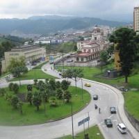 Foto: Antigua estación ferrocarril hoy U. Autónoma Manizales Caldas - Manizales Caldas, Colombia