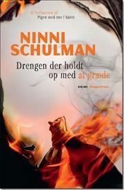 Drengen der holdt op med at græde af Ninni Schulman, ISBN 9788771087925