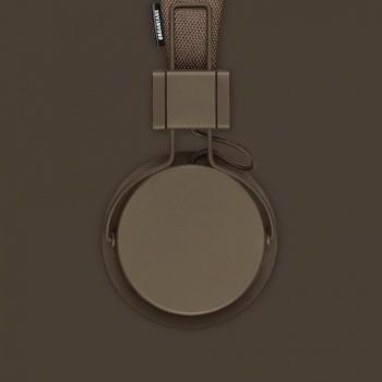 Urban Ears Plattan headphones in mocha