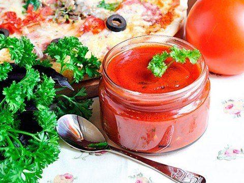 Соус на зиму к любому блюду | Рецепти
