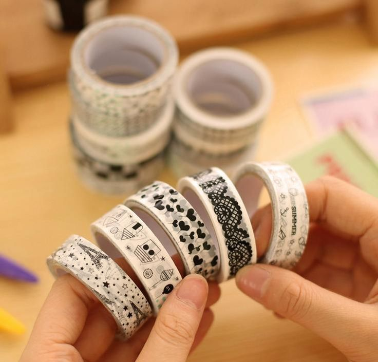 2014 Washi Tapes Freeshipping (10pcs/lot) Tape Sticker Printed Fabric Tape/ Korean Decorative Tapes/ Diy Flowers Lowest Price-in Office Adhesive Tape from Office & School Supplies on Aliexpress.com | Alibaba Group