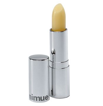 Additives: Hydro Lip Therapy. This lightly textured lip therapy is formulated with Vitamin E Ester and Chamomile to nourish and protect the lip area, which presents with thin skin and requires gentle, yet effective care. 5g. Nimue Skin Technology.