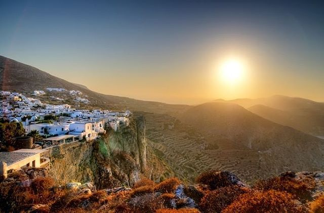 Unforgettable #holidays this #summer in #Greece . Visit #Folegandros island for a magical time