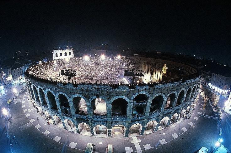 Programma 100e Arena di Verona Festival