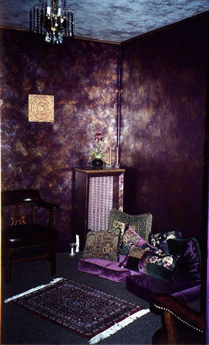 best 25+ dark purple bedrooms ideas on pinterest | deep purple