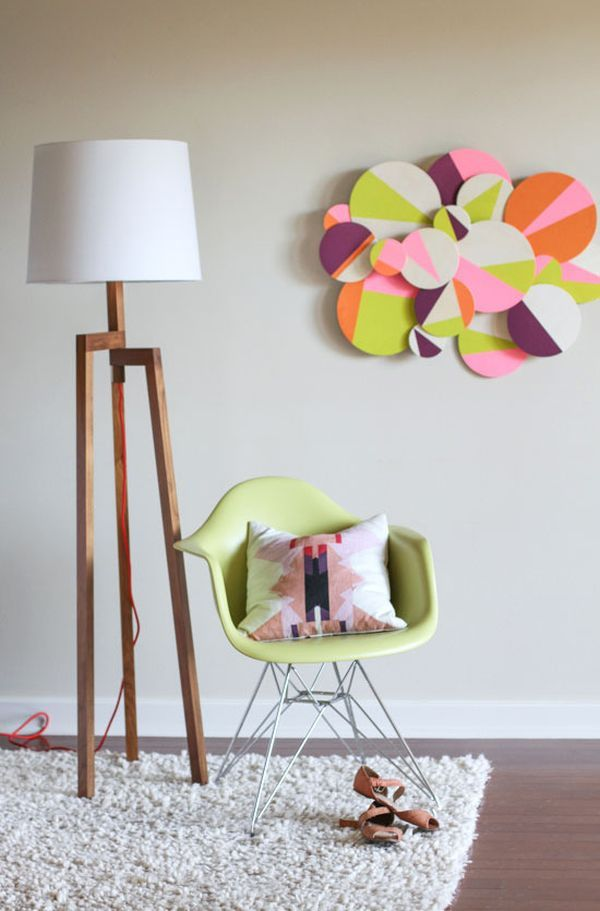 Marvelous 50 Beautiful DIY Wall Art Ideas For Your Home