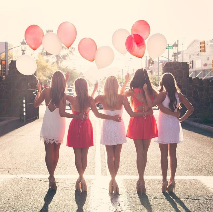 Very cute red and white dresses! – Riley Ahlstrand