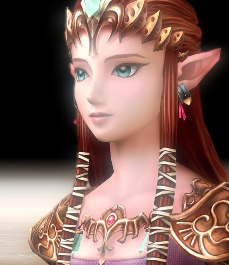 She is the most beautiful Zelda you cannot convince me otherwise. She is the embodiment of regal wisdom and grace... While also being a BAMF!!!