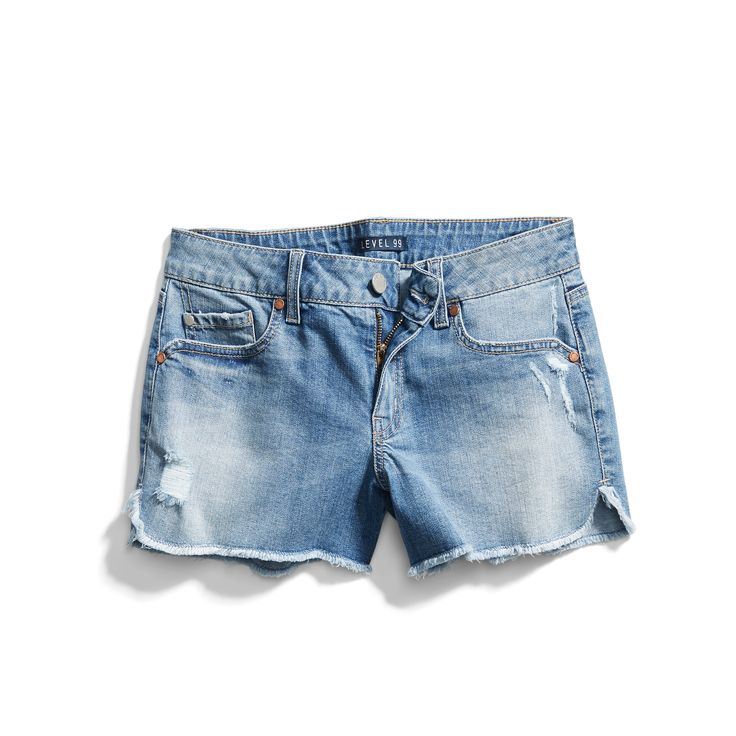 Stitch Fix Spring Must-Haves: Jean Shorts