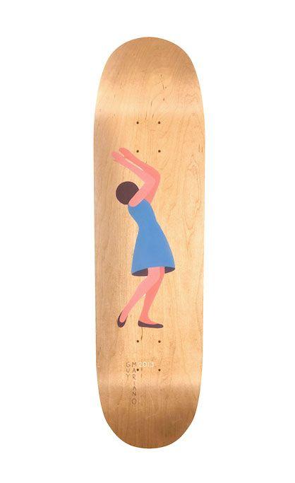 Board Design for Girl Skateboards by Champion Studio