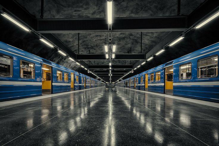 500px / Hjulsta by Alexander Dragunov