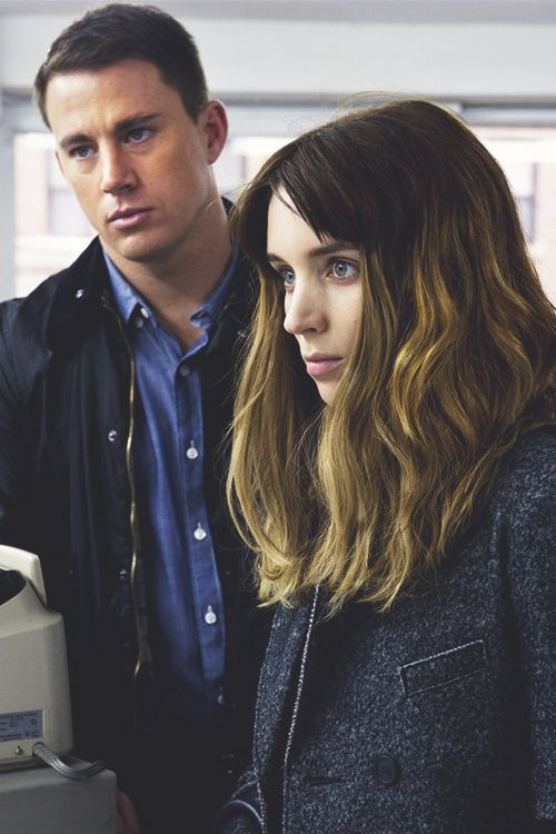Channing Tatum and Rooney Mara